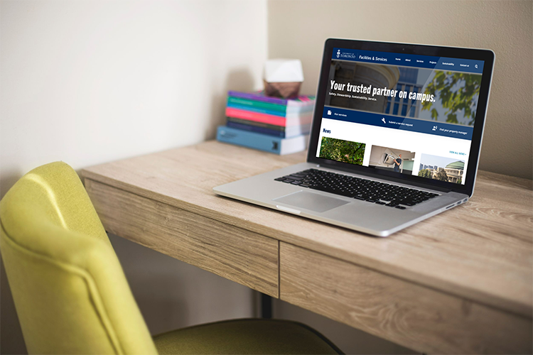 Facilities & Services launches new website